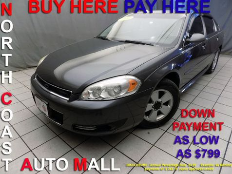 2010 Chevrolet Impala LTAs low as $799 DOWN in Cleveland, Ohio