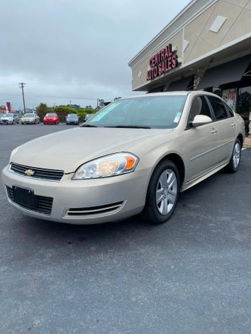 2010 Chevrolet Impala LS | Hot Springs, AR | Central Auto Sales in Hot Springs, AR