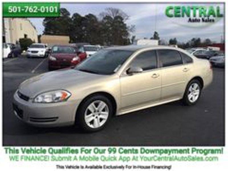 2010 Chevrolet Impala LS | Hot Springs, AR | Central Auto Sales in Hot Springs AR