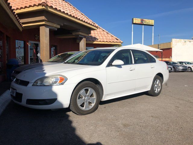 2010 Chevrolet Impala LT CAR PROS AUTO CENTER (702) 405-9905 Las Vegas, Nevada