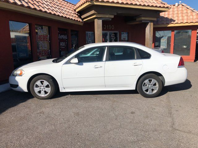 2010 Chevrolet Impala LT CAR PROS AUTO CENTER (702) 405-9905 Las Vegas, Nevada 1