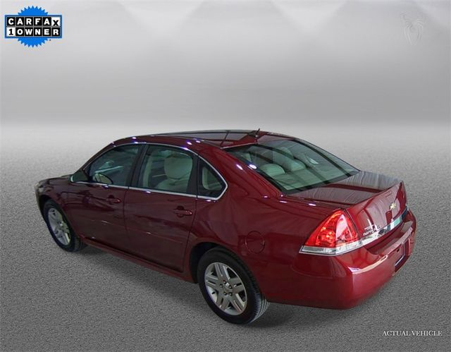 2010 Chevrolet Impala LT Madison, NC 3