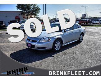 2010 Chevrolet Impala 4dr Sdn | Lubbock, TX | Brink Fleet in Lubbock TX