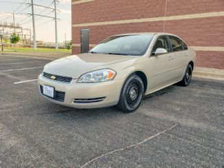 2010 Chevrolet Impala Police 6 mo 6000 mile warranty Maple Grove, Minnesota 1