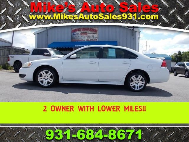 2010 Chevrolet Impala LT Shelbyville, TN