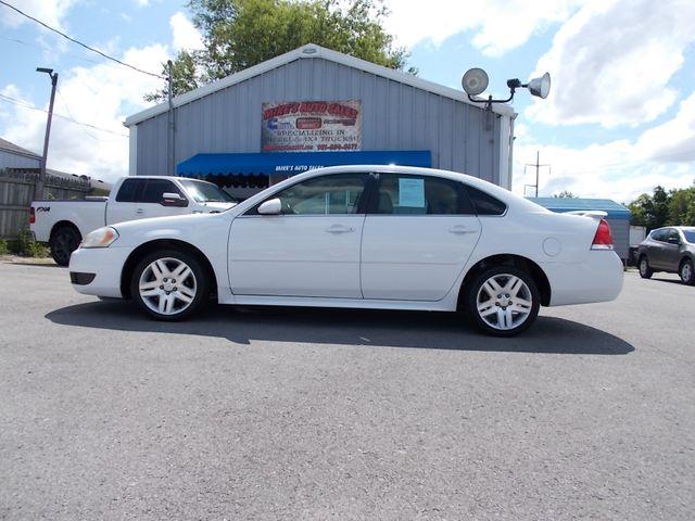 2010 Chevrolet Impala LT Shelbyville, TN 1