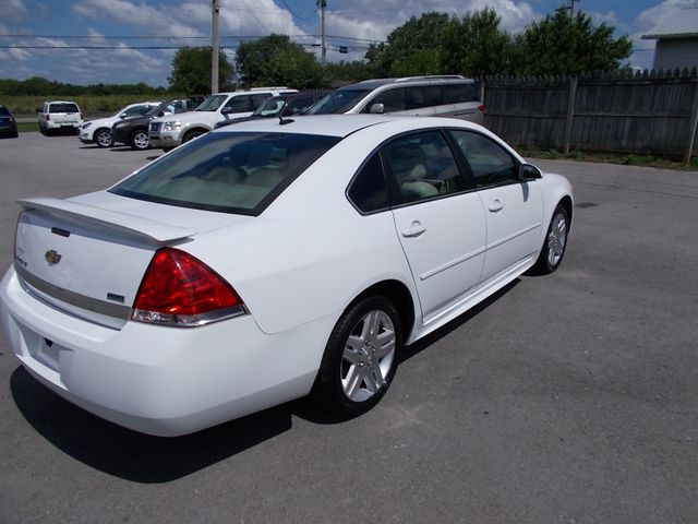 2010 Chevrolet Impala LT Shelbyville, TN 12