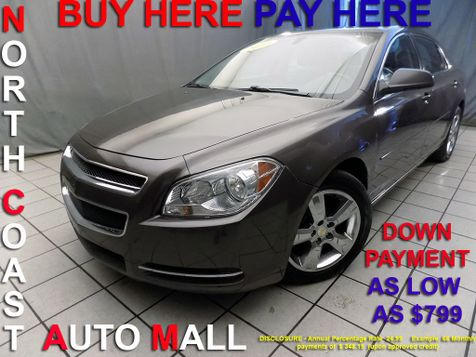 2010 Chevrolet Malibu As low as $799 DOWN in Cleveland, Ohio