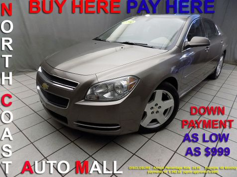 2010 Chevrolet Malibu As low as $999 DOWN in Cleveland, Ohio