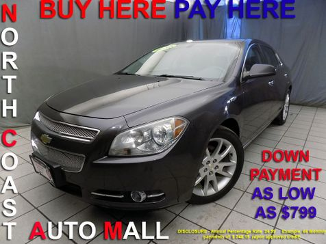 2010 Chevrolet Malibu LTZ As low as $799 DOWN in Cleveland, Ohio