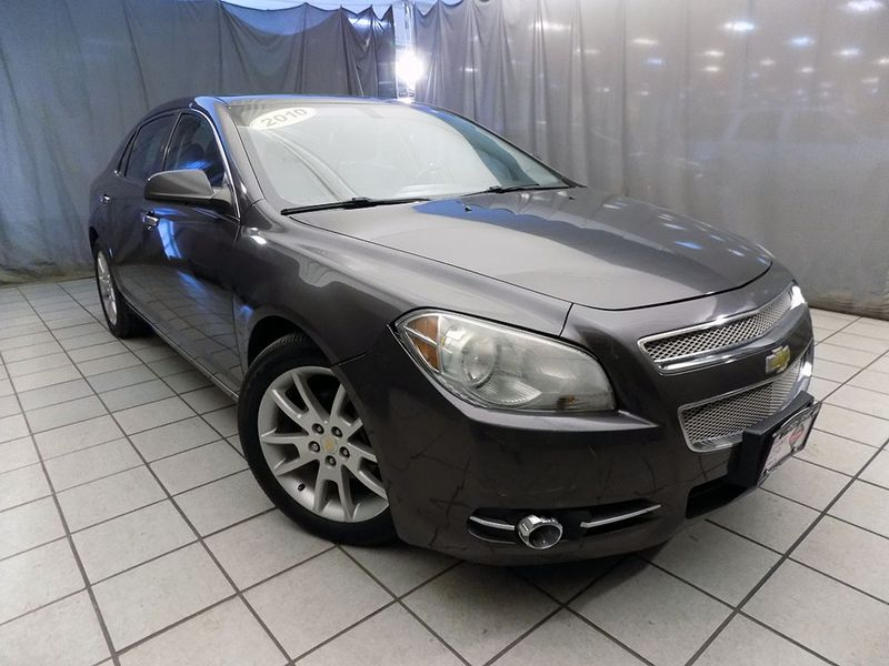 2010 Chevrolet Malibu LTZ As low as 799 DOWN  city Ohio  North Coast Auto Mall of Cleveland  in Cleveland, Ohio