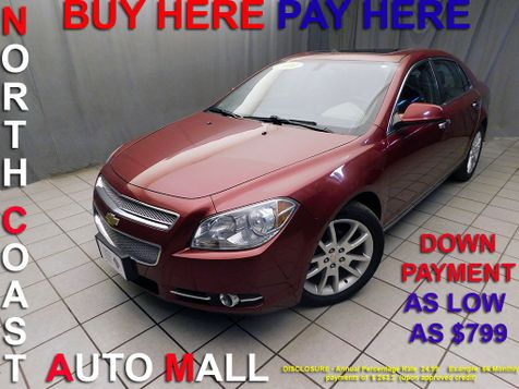 2010 Chevrolet Malibu LTZAs low as $799 DOWN in Cleveland, Ohio