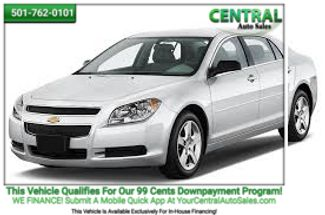 2010 Chevrolet Malibu LS w/1LS | Hot Springs, AR | Central Auto Sales in Hot Springs AR