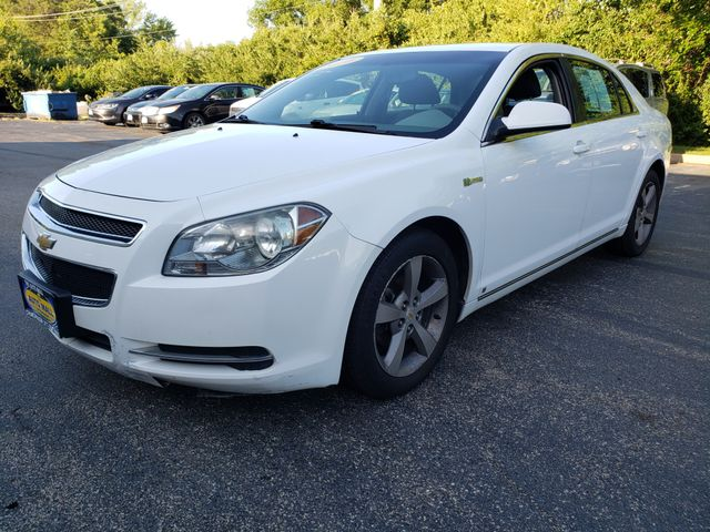 2010 Chevrolet Malibu Hybrid  | Champaign, Illinois | The Auto Mall of Champaign in Champaign Illinois