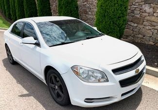 2010 Chevrolet-3 Owner Carfax Clean! Malibu-33 MPH HWY LT-CARMARTSOUTH.COM in Knoxville, Tennessee 37920