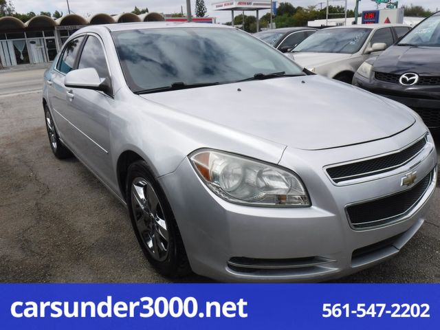2010 Chevrolet Malibu LT w/1LT Lake Worth , Florida 0