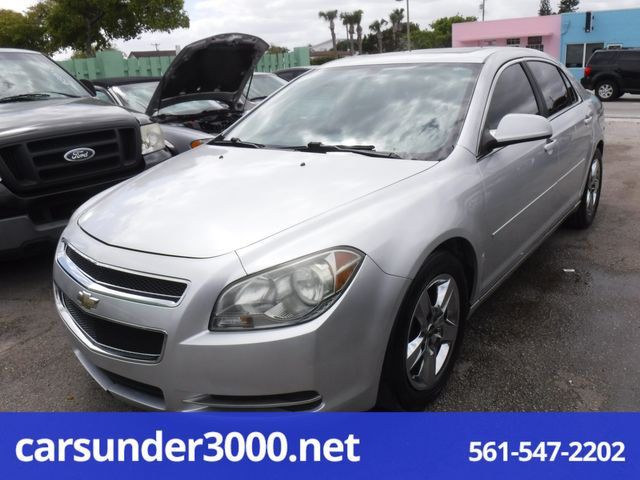 2010 Chevrolet Malibu LT w/1LT Lake Worth , Florida 1