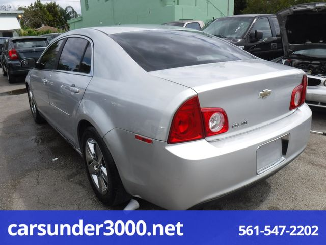 2010 Chevrolet Malibu LT w/1LT Lake Worth , Florida 2