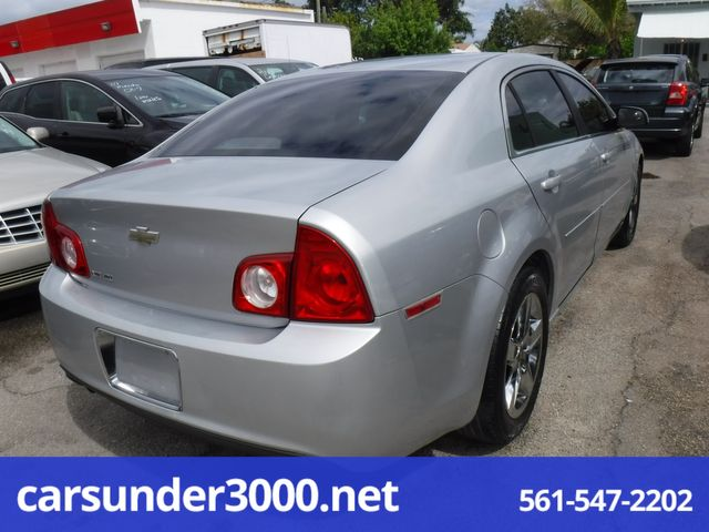 2010 Chevrolet Malibu LT w/1LT Lake Worth , Florida 3