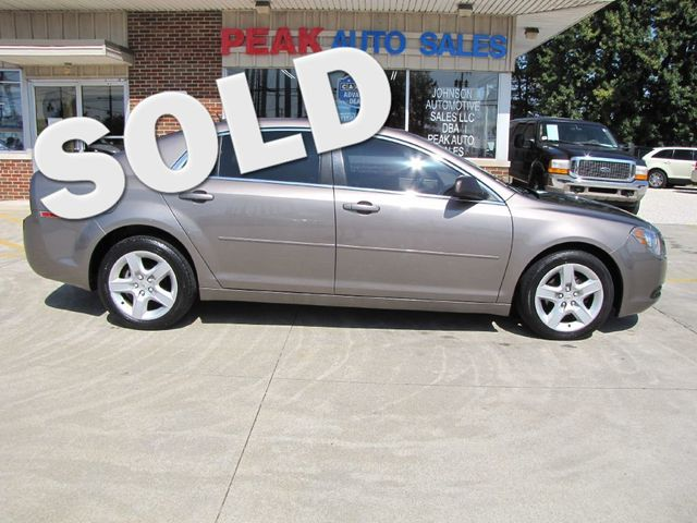2010 Chevrolet Malibu LS w/1LS in Medina, OHIO 44256