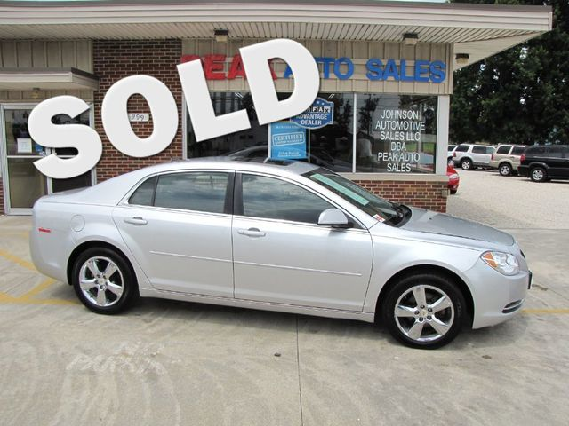 2010 Chevrolet Malibu LT w/2LT in Medina, OHIO 44256