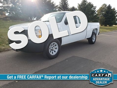 2010 Chevrolet Silverado 1500 4WD Ext Cab Work Truck in Great Falls, MT
