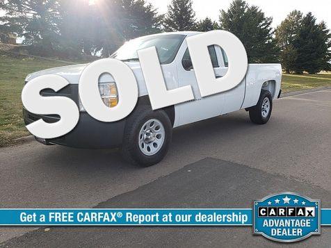 2010 Chevrolet Silverado 1500 4WD Ext Cab Work Truck in Great Falls, MT