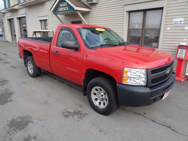2010 Chevrolet Silverado 1500 Work Truck in Brockport, NY 14420