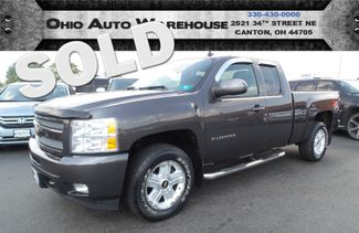 2010 Chevrolet Silverado 1500 LT Z71 4x4 V8 1-Owner Clean Carfax We Finance | Canton, Ohio | Ohio Auto Warehouse LLC in  Ohio