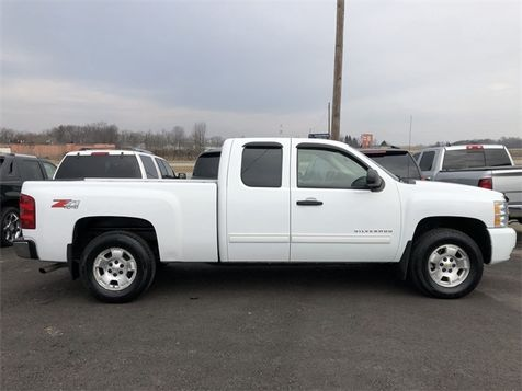 2010 Chevrolet Silverado 1500 LT 4x4 Z71 Extended Cab Clean Carfax We Finance | Canton, Ohio | Ohio Auto Warehouse LLC in Canton, Ohio