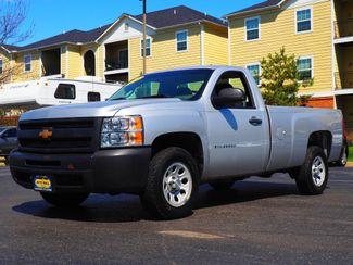 2010 Chevrolet Silverado 1500 Work Truck   Champaign, Illinois   The Auto Mall of Champaign in Champaign Illinois