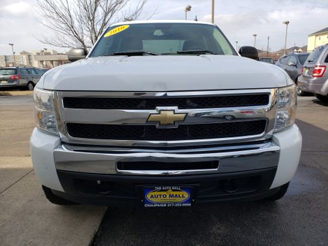 2010 Chevrolet Silverado 1500 LS | Champaign, Illinois | The Auto Mall of Champaign in Champaign, Illinois