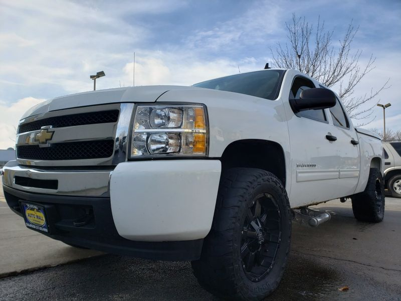 2010 Chevrolet Silverado 1500 LS | Champaign, Illinois | The Auto Mall of Champaign in Champaign Illinois