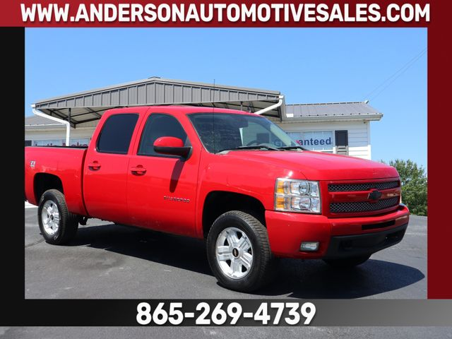 2010 Chevrolet Silverado 1500 LTZ in Clinton, TN 37716