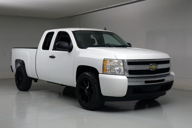 2010 Chevrolet Silverado 1500 LS Extended Cab One Owner Texas Truck Clean Carfax
