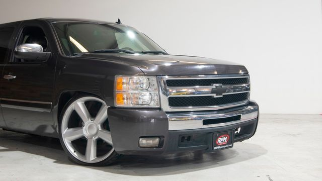 2010 Chevrolet Silverado 1500 LT Texas Edition Cammed and Lowered in Dallas, TX 75229