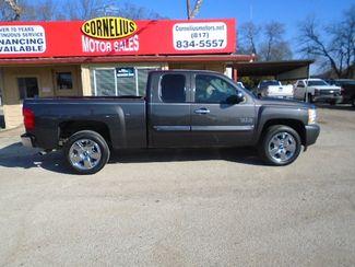 2010 Chevrolet Silverado 1500 LT   Fort Worth, TX   Cornelius Motor Sales in Fort Worth TX