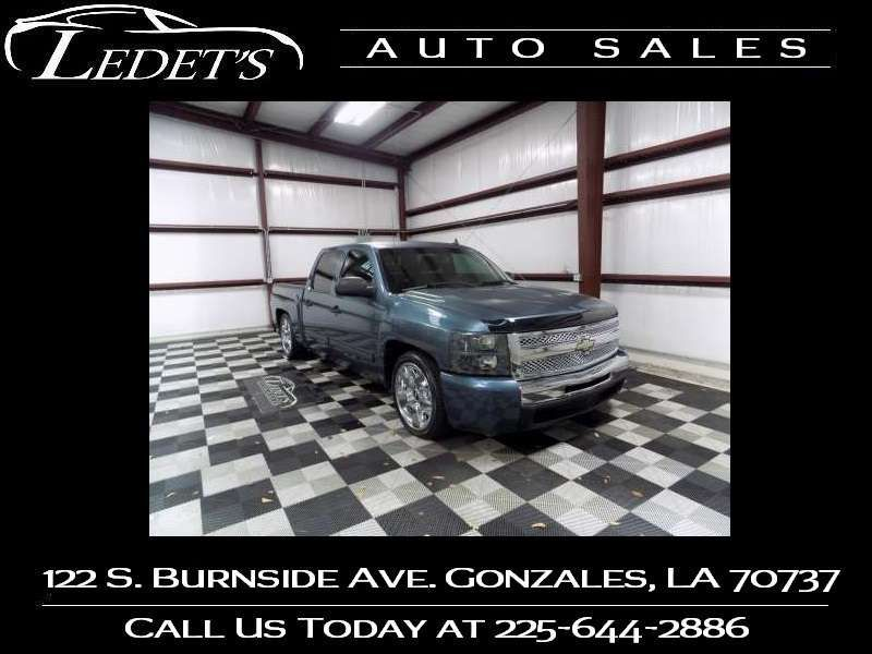 2010 Chevrolet Silverado 1500 LT - Ledet's Auto Sales Gonzales_state_zip in Gonzales Louisiana