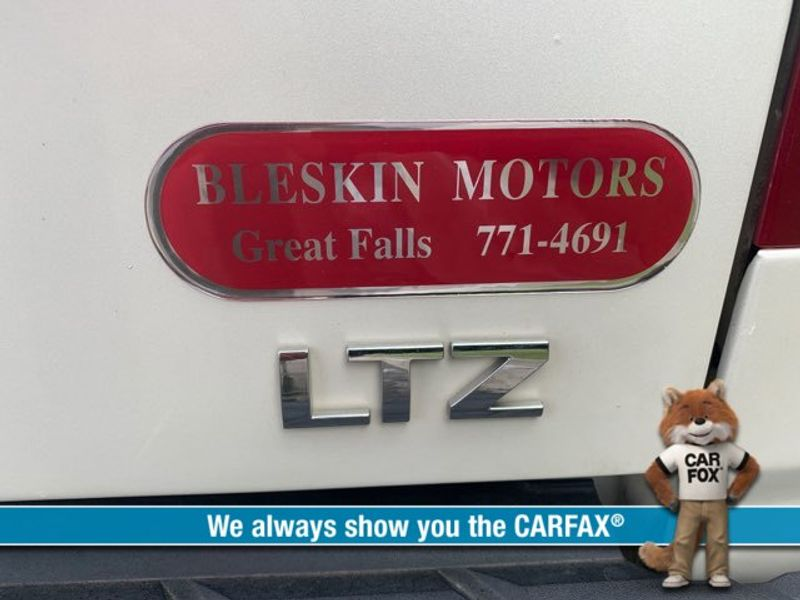 2010 Chevrolet Silverado 1500 LTZ  city MT  Bleskin Motor Company   in Great Falls, MT