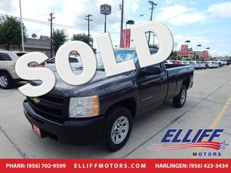 2010 Chevrolet Silverado 1500 Work Truck in Harlingen TX, 78550