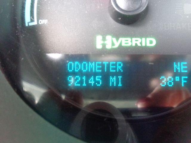 2010 Chevrolet Silverado 1500 Hybrid Pick Up Hoosick Falls, New York 7