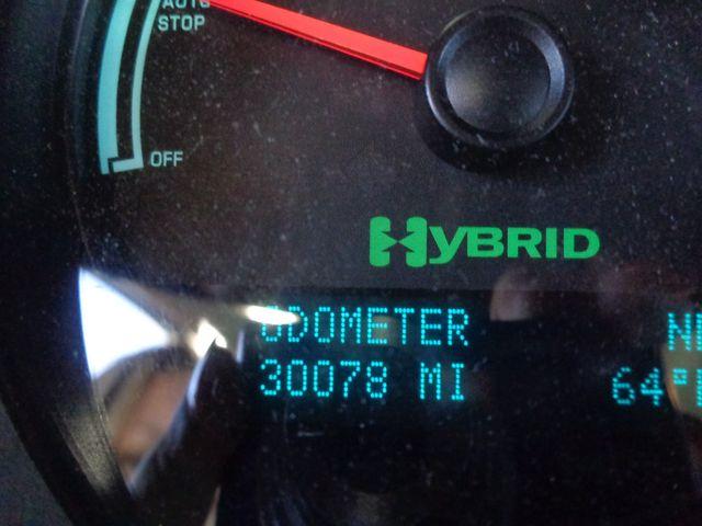 2010 Chevrolet Silverado 1500 Hybrid Hoosick Falls, New York 6