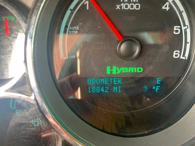 2010 Chevrolet Silverado 1500 Hybrid 1HY Hoosick Falls, New York 6