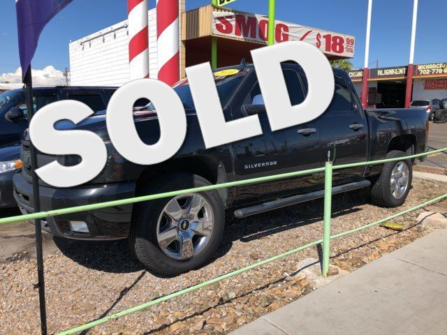 2010 Chevrolet Silverado 1500 LT CAR PROS AUTO CENTER (702) 405-9905 Las Vegas, Nevada