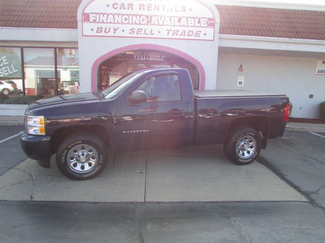 2010 Chevrolet Silverado 1500 *SOLD Work Truck