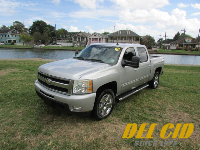2010 Chevrolet Silverado 1500 LTZ in New Orleans Louisiana, 70119