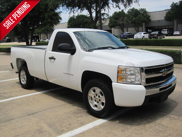 2010 Chevrolet Silverado 1500 Reg Cab LWB, Alloys, Extra Clean, Must See in Plano Texas, 75074