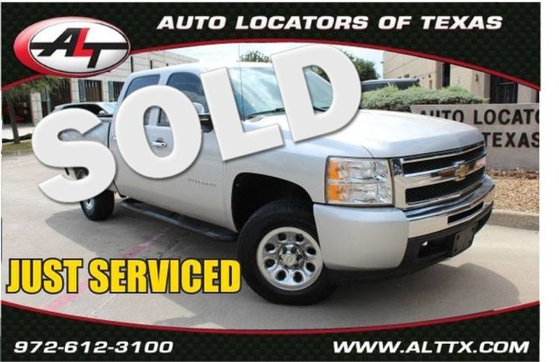 2010 Chevrolet Silverado 1500 LS | Plano, TX | Consign My Vehicle in Plano TX