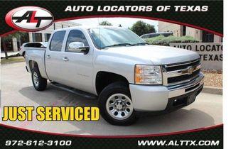 2010 Chevrolet Silverado 1500 LS in Plano, TX 75093