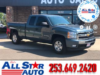 2010 Chevrolet Silverado 1500 LT in Puyallup Washington, 98371